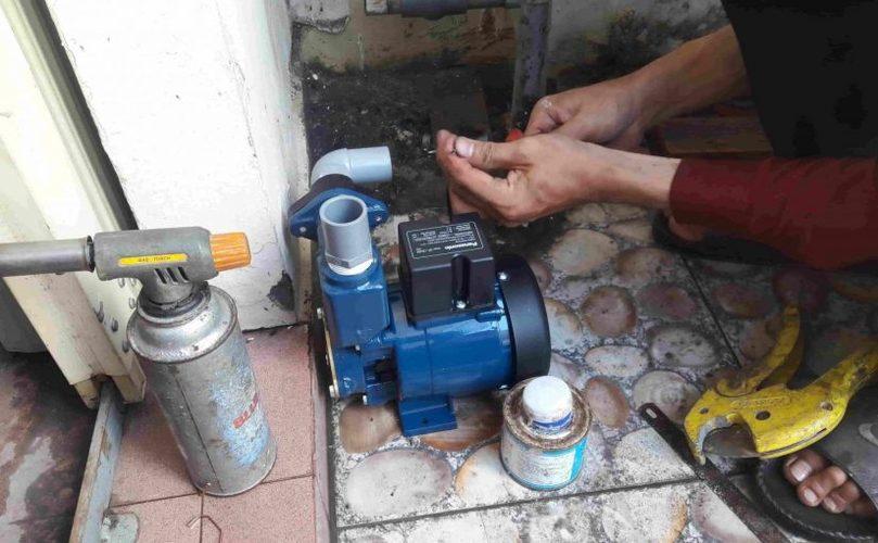 cách sửa máy bơm trục đứng tại nhà